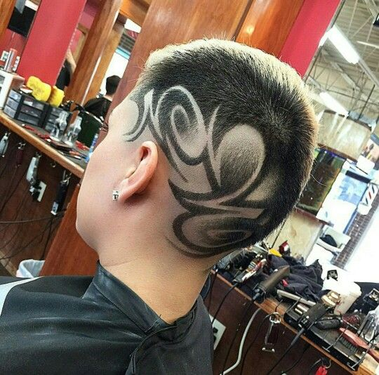 Image result for tattoo hairstyle for mens