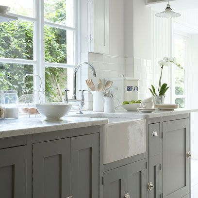 Contemporary Country Kitchens - Interiors - Redonline | Red Online