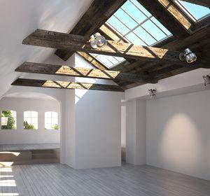 surélévation maison toit agrandissement