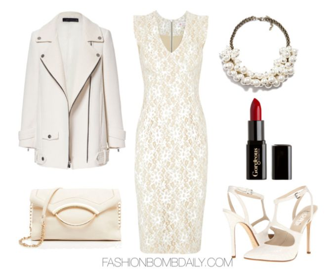 Random but ok spring 2013 bridal style inspiration what for Wedding dress for courthouse