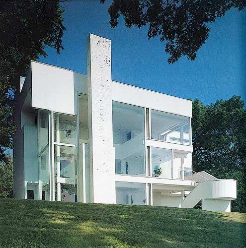 Richard Meier - Smith House