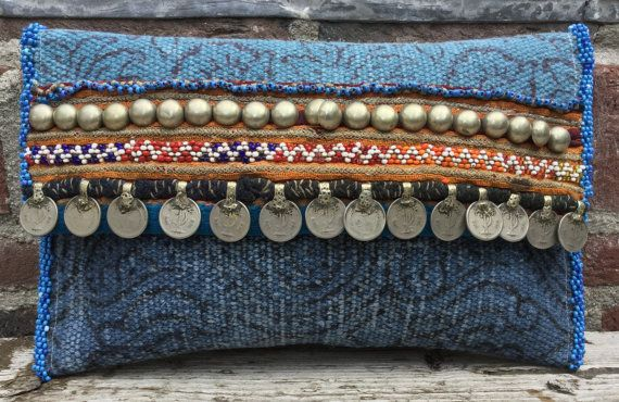 Handmade clutch by KussenvanPaula on Etsy