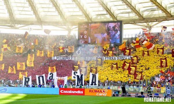 #DerbyDay Roma 2-0 Lazio