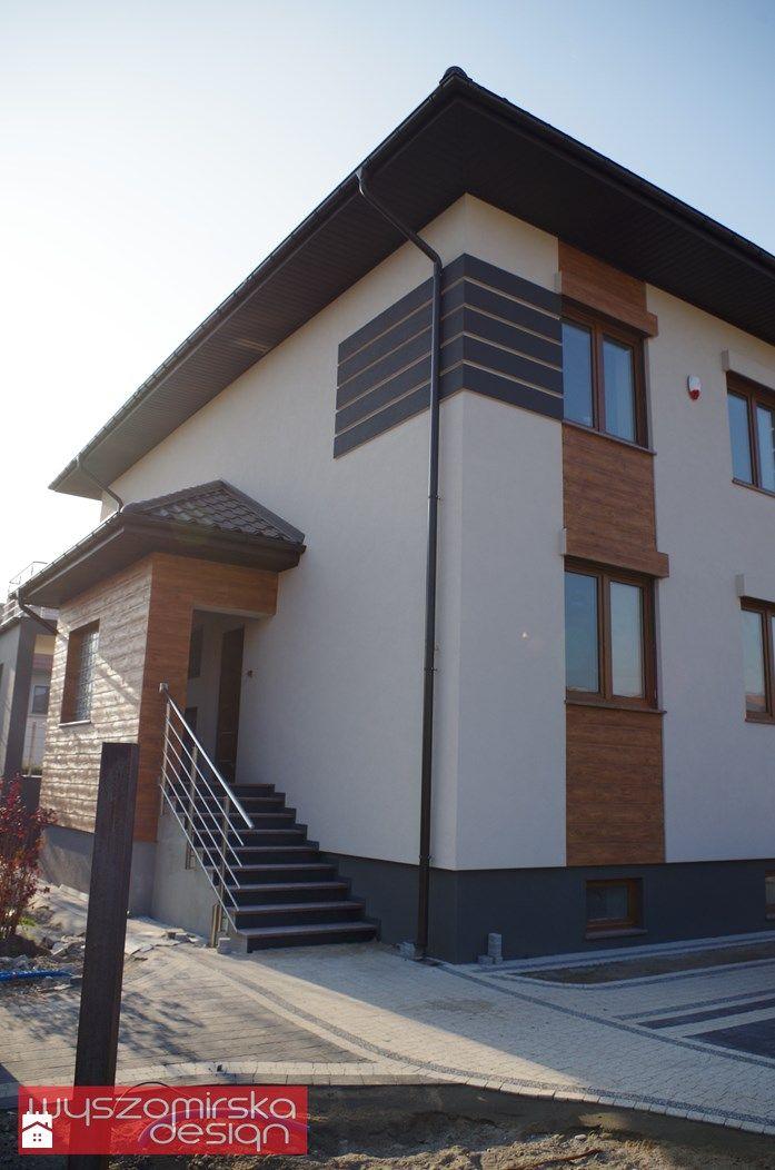 Metamorfoza domu kostki - zdjęcie od wyszomirska design - Domy - Styl Nowoczesny - wyszomirska design