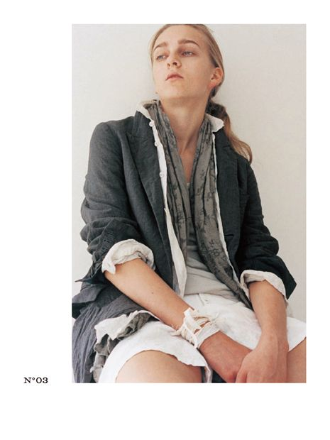 TOUJOURS 2012 Spring & Summer Collection