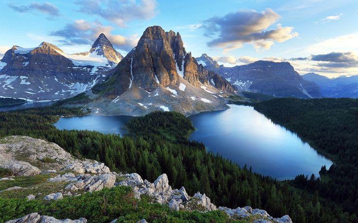 Mountain Nature Wallpaper