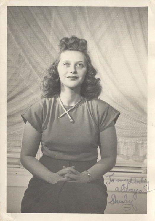 Shirley, 1940s