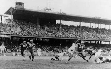 Washington Redskins Pictures (1937-Present)  Griffith Stadium  1937-1960