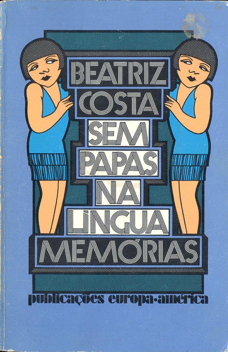 Sem Papas na Língua - Beatriz Costa   João Abel Manta