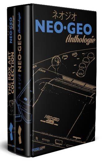 Neo-Geo Anthologie : Deux ouvrages de référence - Tout au long de plus de 330 pages, l'auteur de l'Anthologie Neo-Geo, Franck Latour, retrace l'historique de la machine la plus performante des années 90 à travers des interviews des acteurs de ...