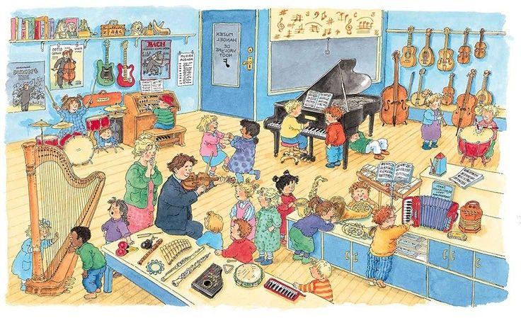 *▶ Interactieve praatplaat: Muziek!