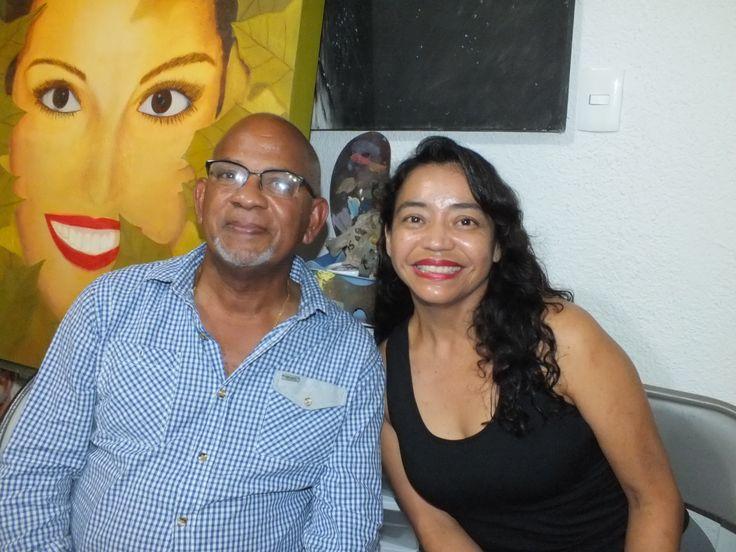 Miguel Dominguez y Alejandra Guerrero