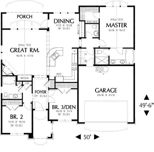 1829 best Aménagement maison images on Pinterest Floor plans, Home