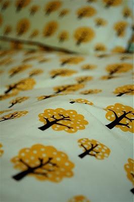 dotty bedding from ferm living.