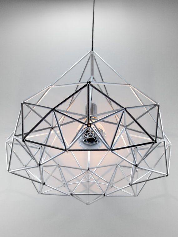 Himmeli Diamond Star Light Pendant Edison Style от panselinos, $350.00