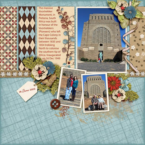 LO created with the lovely new GDS collab kit for Aug 2017, Country Roads