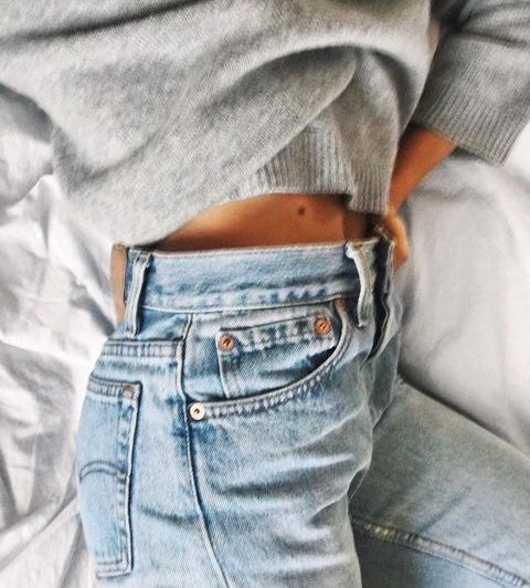 cashmere + levis
