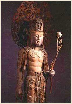 弥勒菩薩像 | 女人高野 室生寺