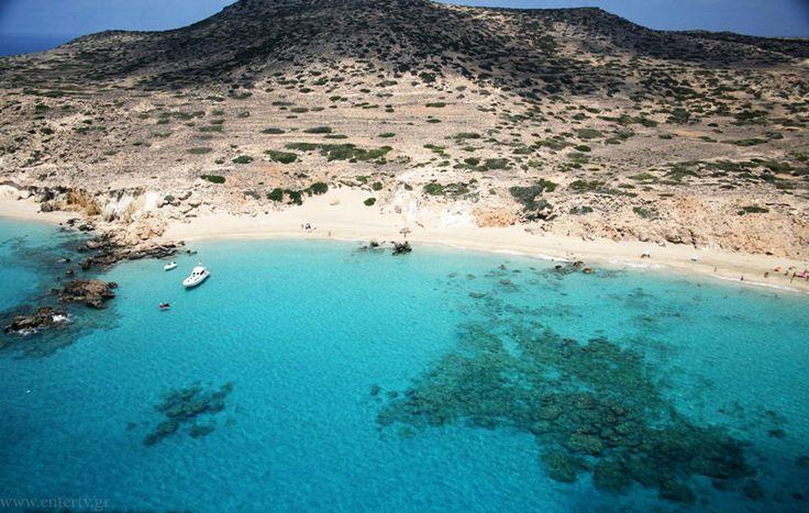 Kasos island,Armatheia beach - Greece.Lina Karra