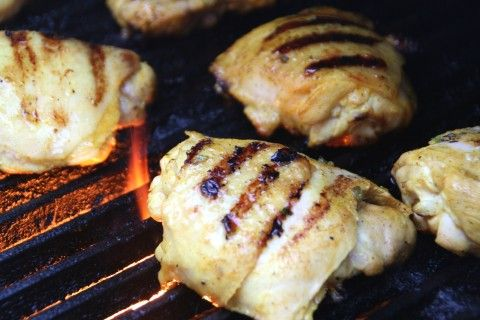 """Better than Pollo Loco Chicken (recipe) - """"I call this """"Better Than Pollo Loco"""" because it is! And that's saying a lot, because the El Pollo Loco chain of restaurants is famous for its delicious signature menu item – flame grilled chicken marinated in a secret recipe of herbs, spices and citrus juices, following a recipe that was handed down from the founding family in Mexico."""""""