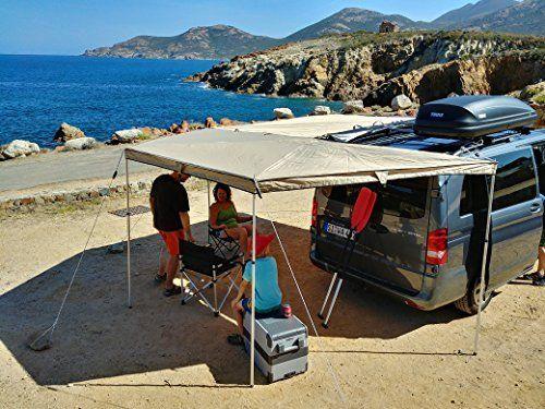 Tenda Da Sole Abanico Scomparti Con Einhaen Vestimento Per Ford