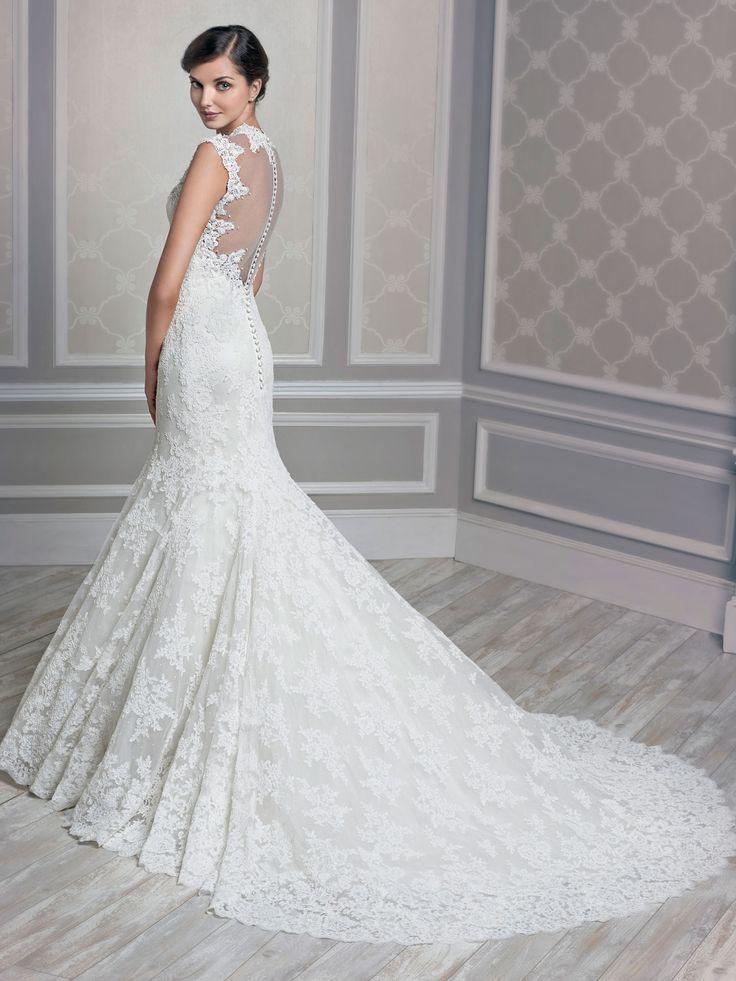 Nice Kenneth Winston Wedding Dress The Knot