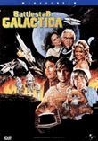 Battlestar Galactica (1979) The men and women of the city-size Battlestar Galactica -- fleeing the destruction of the human race on a distant planet and hoping to take refuge on Earth  -- face a final showdown with the Cylon warriors. This 1979 theatrical release combines the original 1978 TV series pilot (the most expensive history at the time) with elements from later episodes. The special effects by John Dykstra (of Star Wars fame) were also cutting edge for 1970s TV.