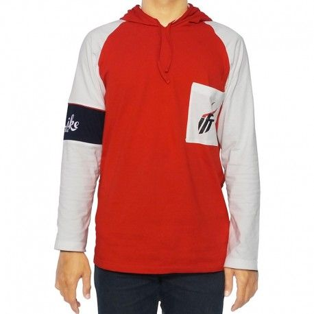 "Hoodie Mancing IFT ""BIG GAME (RED)"""