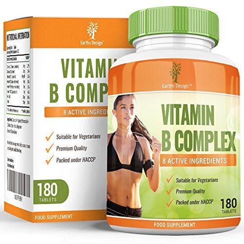 earths design vitamin b komplex