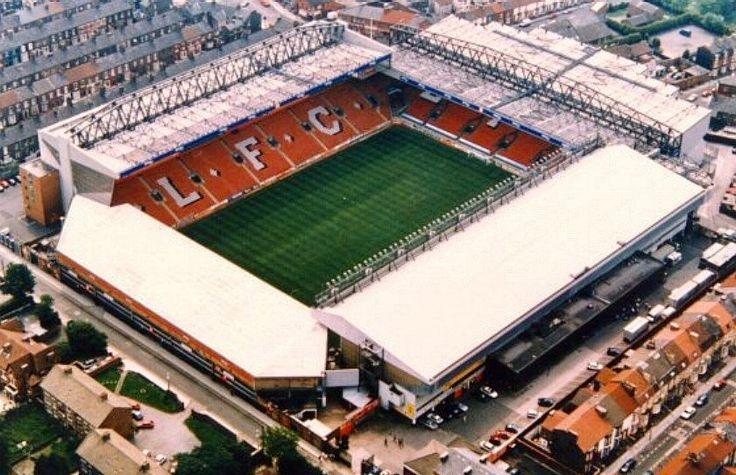 Anfield Road. Als PSV supporter was ik hier in 2007 voor de kwartfinale van de Champions League tegen Liverpool FC. Onvergetelijke dag!