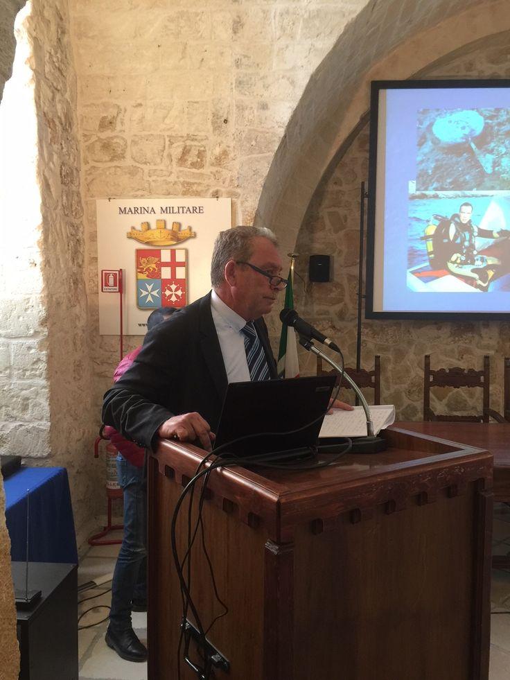 Ο Αντιπεριφερειάρχης Ανατολικής Αττικής στις «Ελληνικές Ημέρες 2017» στον Τάραντα της Ιταλίας