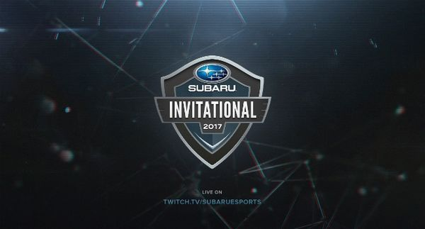 Every match of Subaru Invitational ended in a 2-0