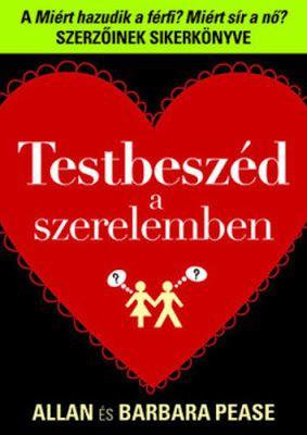 Tekla Könyvei – könyves blog: Barbara Pease & Allan Pease – Testbeszéd a szerel...