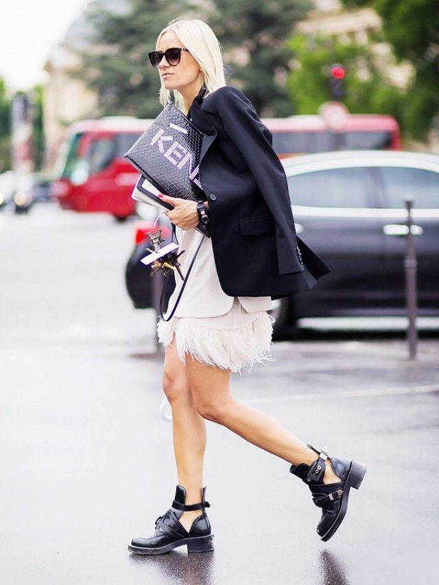Balenciaga Black 'Style' Boots n9lQVS