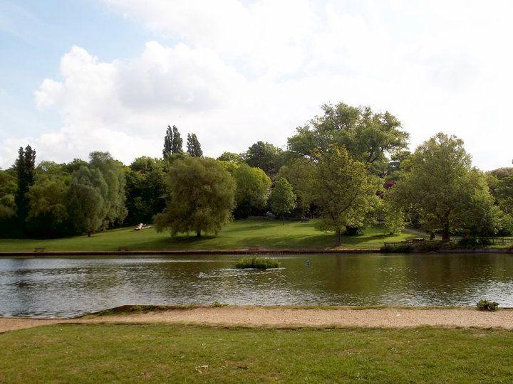 Hampstead Heath London NW3
