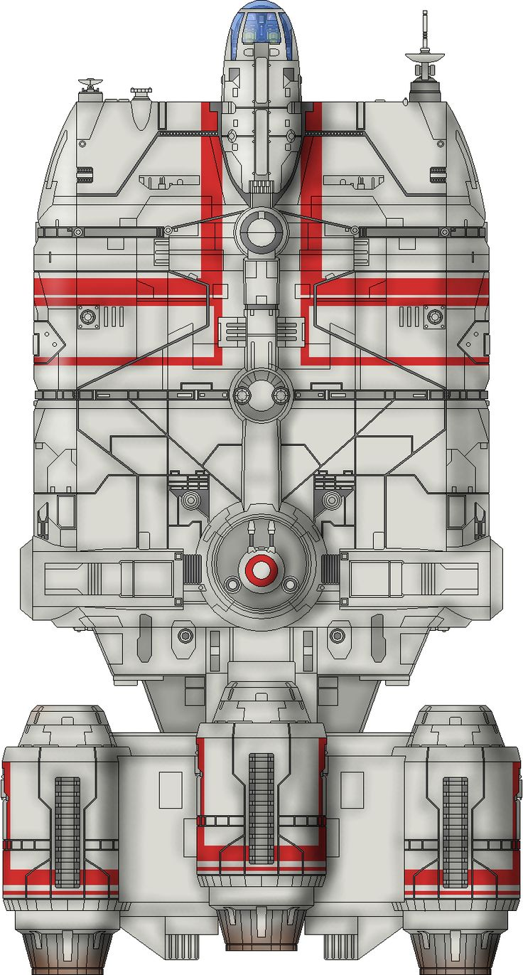 Corellian Engineering Corporation Medium Transport - 3500