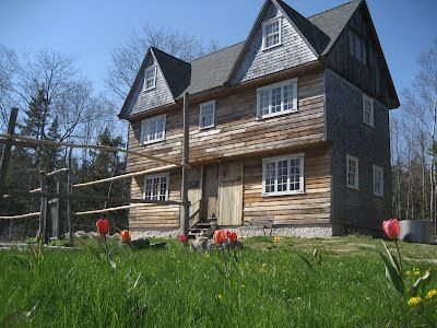 Hostel on Deer Isle - Maine  Lovely, sustainable, canoe/ kayak