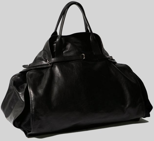 Alfa Romeo Leather Bag.