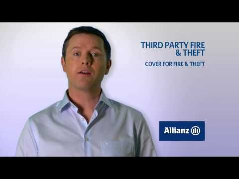 Difference between car insurance types.     Allianz Ireland explain teh differences between third party fire and theft car insurance and fully comprehensive car insurance. For more information please visit ... source