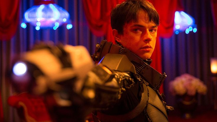 Luc Besson's upcoming Valerian and the City of a Thousand Planets looks like it's going to be one of the trippiest sci-fi movies to come around since, well, The Fifth Element. A new trailer for the film shows off new aliens and more over-the-top spectacle than is probably healthy for early morning viewing.
