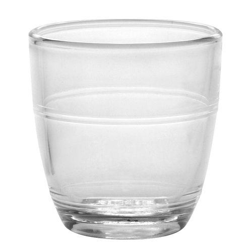 Verre Duralex en verre trempé par 6 Gigogne (3 tailles)