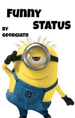 """Διαβάστε """"Funny Status(117)"""" #wattpad #χιούμορ"""
