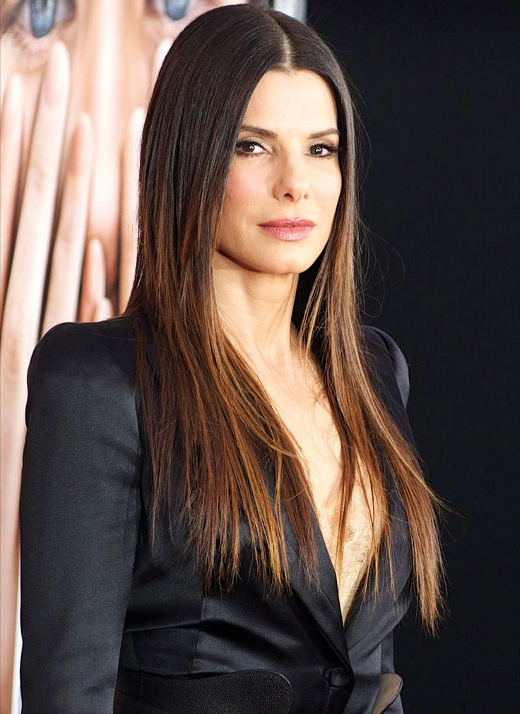Love this pic of Sandra Bullock