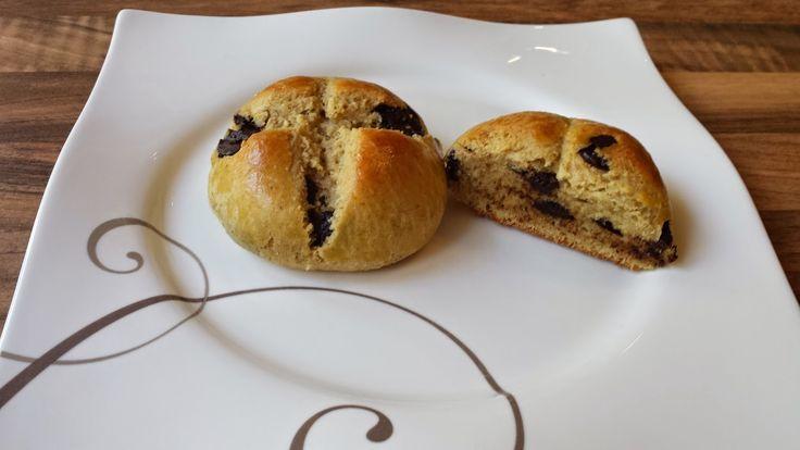 Jeannette's Low Carb Rezepte: Brioche