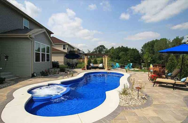Leisure Pools : Allure 40 SPA Combo in 2020 | Leisure ...