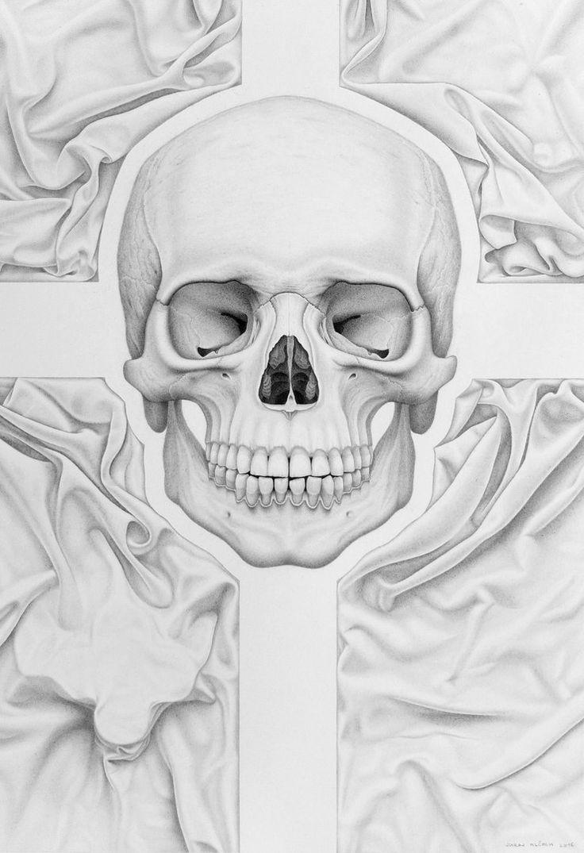 Solomon's Knot by jm78.deviantart.com on @DeviantArt #skull #solomonsknot