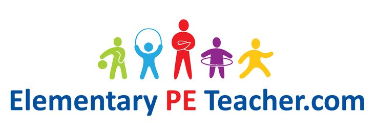 Elementary physed resources.  Join our mailing list to get free lesson plans! #physed