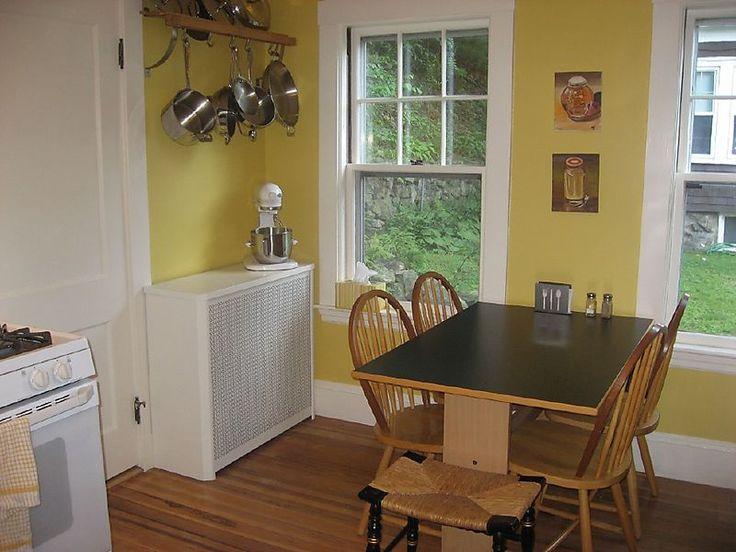 17 best ideas about yellow kitchen paint on pinterest - Paint colors for kitchens ...
