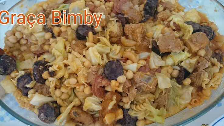 Bimby Truques & Dicas: Rancho