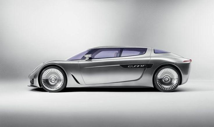 Aktuality   NanoFlowcell QUANT e- Sportlimousine! Elektromotory v Ženevě   Trendy Cars - moderní luxusní auta